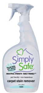Carpet Stain Remover - 32 oz (45% More Value Pack)